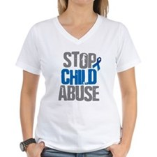 Stop Child Abuse Shirt
