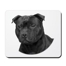 Stafford head Mousepad