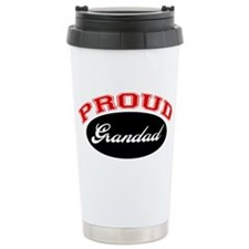 Proud Grandad Ceramic Travel Mug