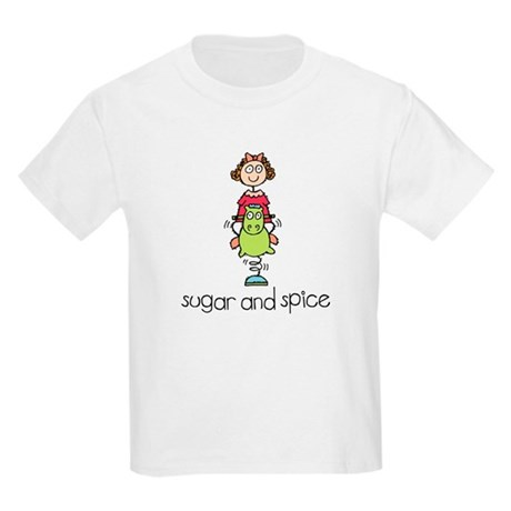 Sugar and Spice Kids T-Shirt