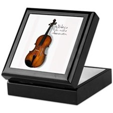 Viola Gifts Keepsake Box