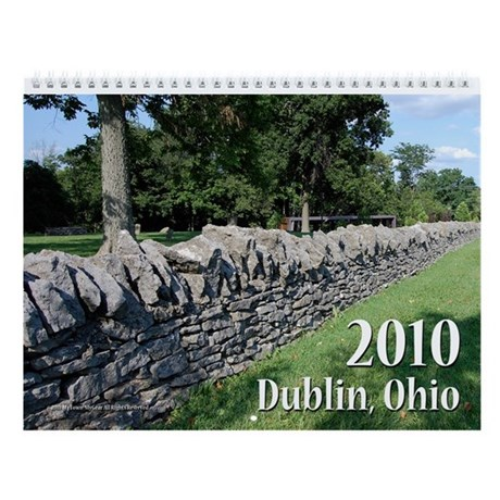 Dublin, Ohio Wall Calendar