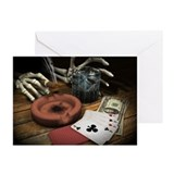 POKER HANDS! Greeting Cards (Pk of 10)