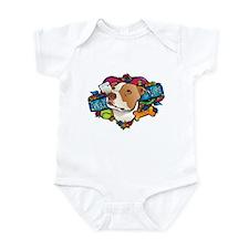 Lucky in Love Infant Bodysuit