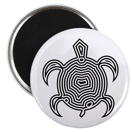 "Labyrinth Turtle 2.25"" Magnet (100 pack)"