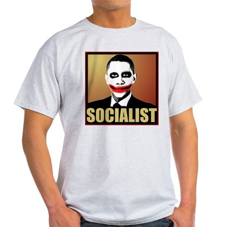 Socialist Joker Light T-Shirt