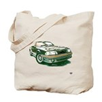 Mustang 87-93 RWB5spd Tote Bag