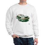 Mustang 87-93 RWB5spd Sweatshirt