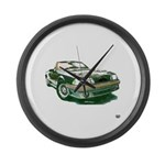 Mustang 87-93 RWB5spd Large Wall Clock