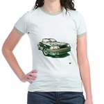 Mustang 87-93 RWB5spd Jr. Ringer T-Shirt