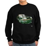 Mustang 87-93 RWB5spd Sweatshirt (dark)