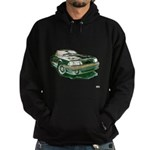 Mustang 87-93 RWB5spd Hoodie (dark)