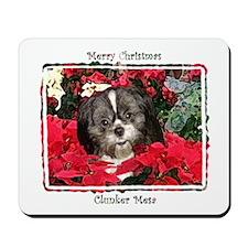 Clunker Mesa Christmas Mousepad