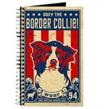 Border Collie! USA Patriotism Journal