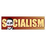 Socialism Joker Bumper Sticker (50 pk)