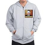 Socialism Joker Zip Hoodie