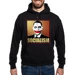 Socialism Joker Hoodie (dark)