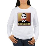 Socialism Joker Women's Long Sleeve T-Shirt
