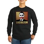 Socialism Joker Long Sleeve Dark T-Shirt