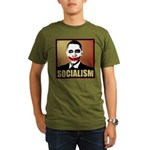 Socialism Joker Organic Men's T-Shirt (dark)
