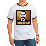 Socialism Joker Ringer T