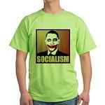 Socialism Joker Green T-Shirt
