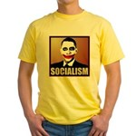 Socialism Joker Yellow T-Shirt