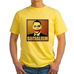 Socialism Joker Yellow T-Shirt