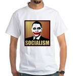Socialism Joker White T-Shirt