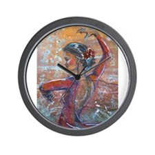 The Dancer Series Wall Clock