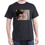Calico Cat Dark T-Shirt