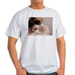 Calico Cat Light T-Shirt