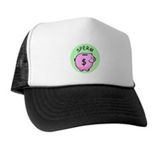 Sperm Bank Trucker Hat