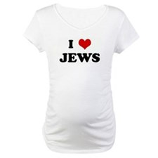 I Love JEWS Shirt