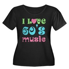 I Love Sixties Music T