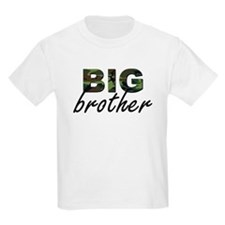 Big brother camo T-Shirt