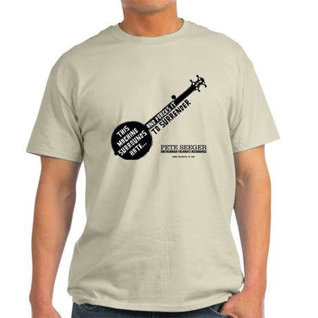Pete Seeger Light T-Shirt