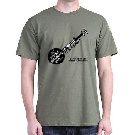 Pete Seeger Dark T-Shirt
