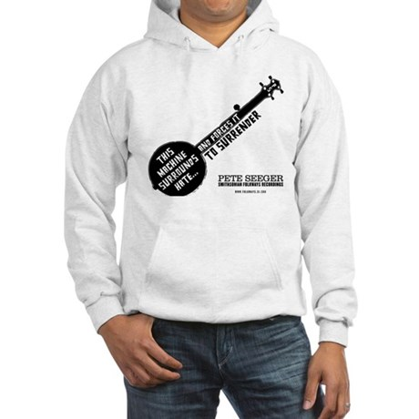 Pete Seeger Hooded Sweatshirt