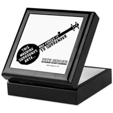 Pete Seeger Keepsake Box