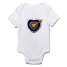Archery Love 2 Infant Bodysuit