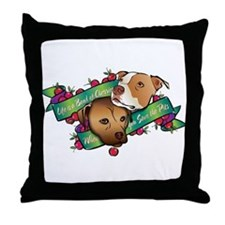 Life is a Bowl of Cherries... Throw Pillow