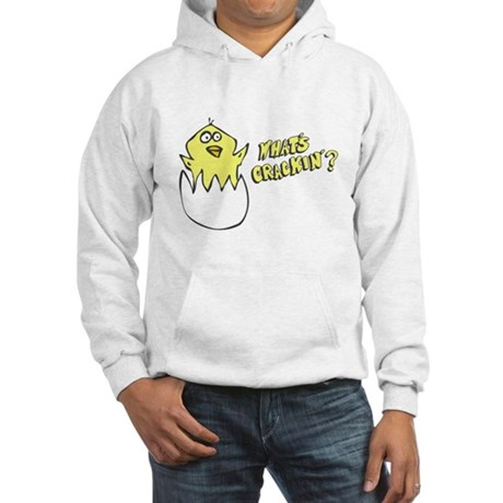 What's Crackin' Hooded Sweatshirt