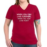 """What Do You Live For"" Shirt"