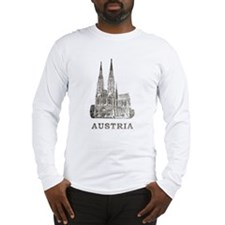 Vintage Austria Long Sleeve T-Shirt