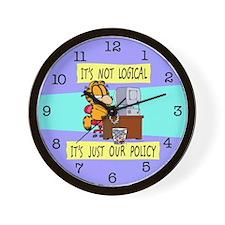 It's Not Logical Wall Clock