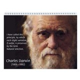 Famous Scientists & Inventors Wall Calendars