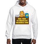 Waste My Time Hooded Sweatshirt