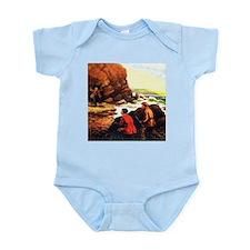 Boys Classic 1 Infant Creeper