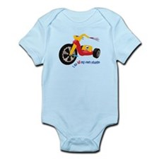 Big Wheel Infant Bodysuit